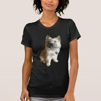¡El mojón Terrier más lindo nunca!  ¡Más lindo que Camiseta