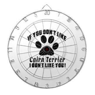 El mojón Terrier no tiene gusto de diseños