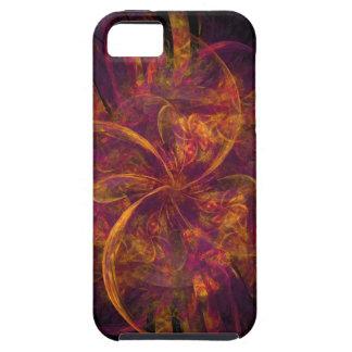 El molinillo de viento púrpura funda para iPhone SE/5/5s