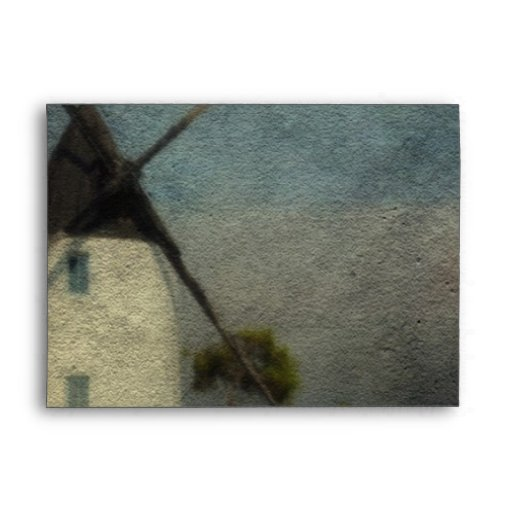 El molino de viento