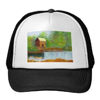 El molino del grano, gorra