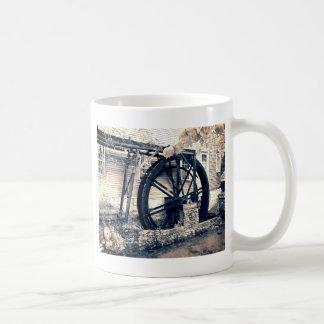 El molino viejo taza clásica