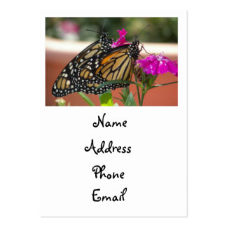El monarca hermana tarjetas de #1-business tarjetas de visita grandes