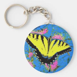El monarca llaveros personalizados