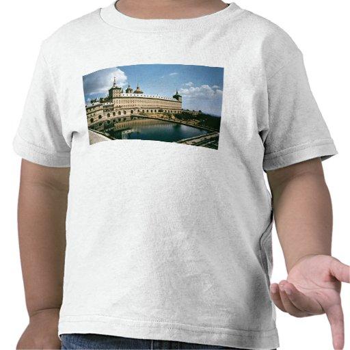 El monasterio de Escorial Camiseta