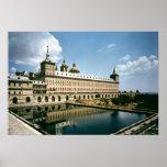 El monasterio de Escorial Impresiones