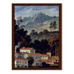 El monasterio de San Francisco en la Sabine Mts ce Postal