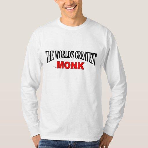 El monje más grande del mundo playera