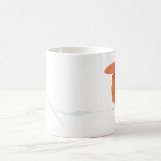 El monje solitario taza
