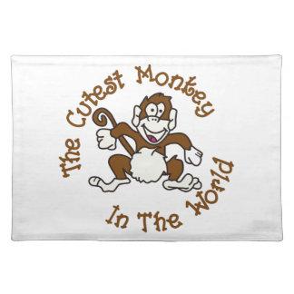 El mono más lindo manteles