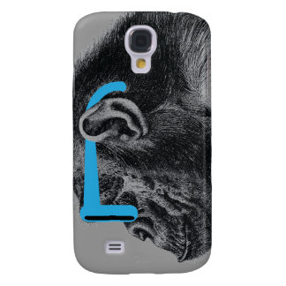 El mono sombrea la caja del iPhone 3