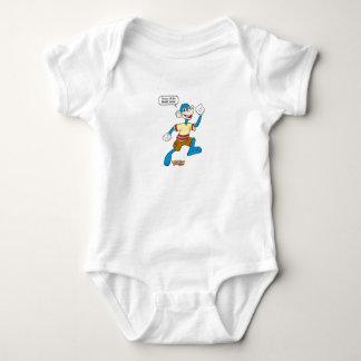 """El mono """"Toons de Toontown del mundo une!"""" Disney Camisas"""