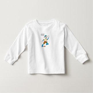 """El mono """"Toons de Toontown del mundo une!"""" Disney Remeras"""