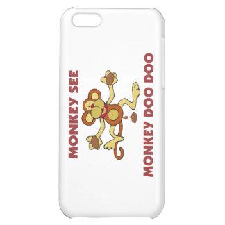 El mono ve el mono Doo Doo