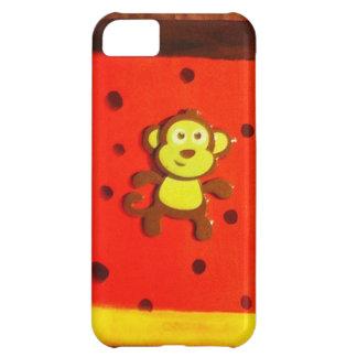 El mono ve hace funda para iPhone 5C