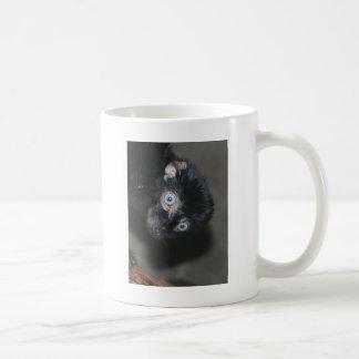 El mono ve taza clásica
