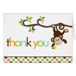 El mono y los lunares le agradecen las notas felicitaciones