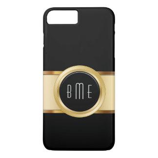 El monograma de los hombres de negocios funda iPhone 7 plus