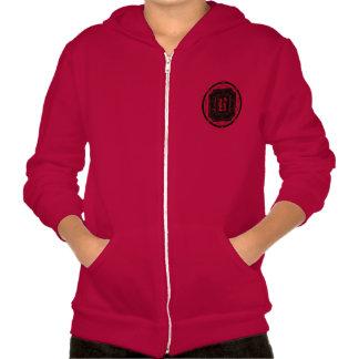 El monograma R cabe toda la ropa y colores Camisetas