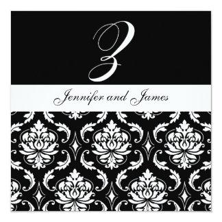 El monograma Z nombra invitaciones del boda del Comunicados Personales