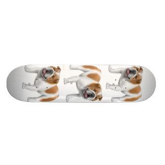El monopatín del dogo patines personalizados