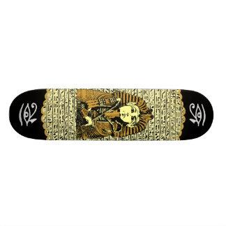 El monopatín del Pharaoh 3 Skateboard