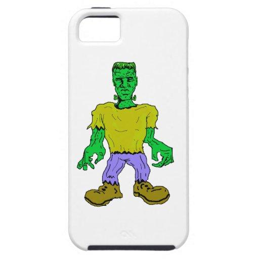 El monstruo de Frankenstein Funda Para iPhone 5 Tough