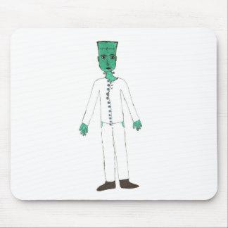 El monstruo de Frankenstein Tapete De Raton