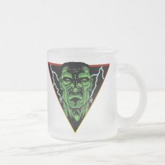 El monstruo taza de cristal