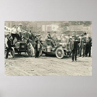 El montañés de REO vuelve a casa a Nueva York 1905 Poster