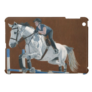 El montar a caballo es mi caso del iPad de la pasi iPad Mini Cárcasa