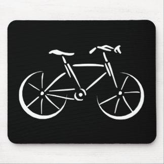 El montar en bicicleta alfombrillas de ratón