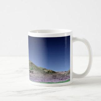 El monte Ararat Tazas De Café