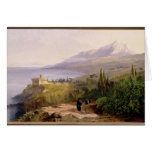 El monte Athos y el monasterio de Stavroniketes, 1 Felicitación