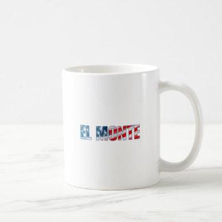 El Monte Coffee Mug