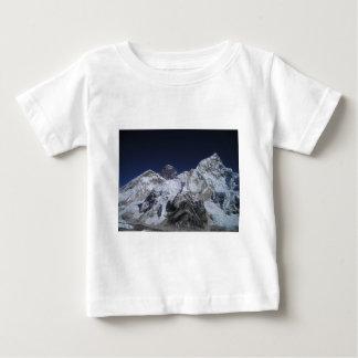 El monte Everest 5 Playera De Bebé