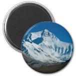 El monte Everest Imán Redondo 5 Cm