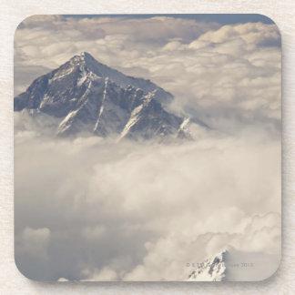 El monte Everest Posavasos De Bebidas