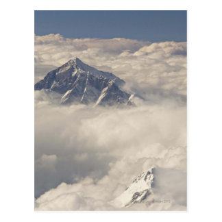 El monte Everest Tarjetas Postales