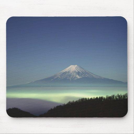 El monte Fuji Alfombrilla De Raton
