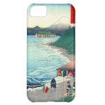 El monte Fuji de Shichirigahama 1858 Funda Para iPhone 5C