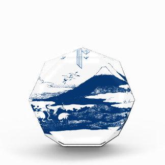 El monte Fuji Japón