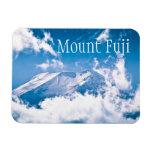 El monte Fuji, Japón Imanes Flexibles