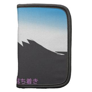 El monte Fuji Planificadores