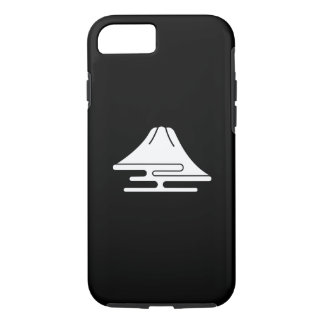 El monte Fuji y neblina Funda iPhone 7