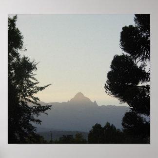 El monte Kilimanjaro 2 Póster