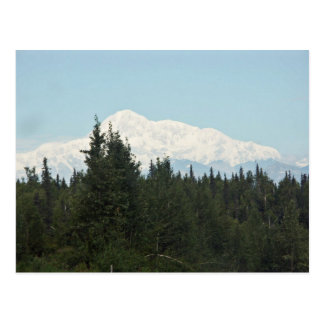 El monte McKinley, Denali Tarjeta Postal