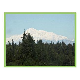 El monte McKinley, Denali Tarjetas Postales