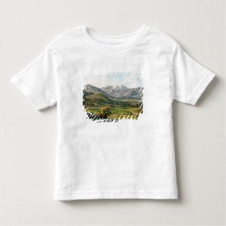 El monte Olimpo, según lo visto entre Larissa y el Playera De Bebé