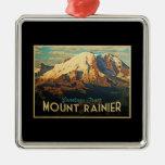 El Monte Rainier Adorno De Reyes